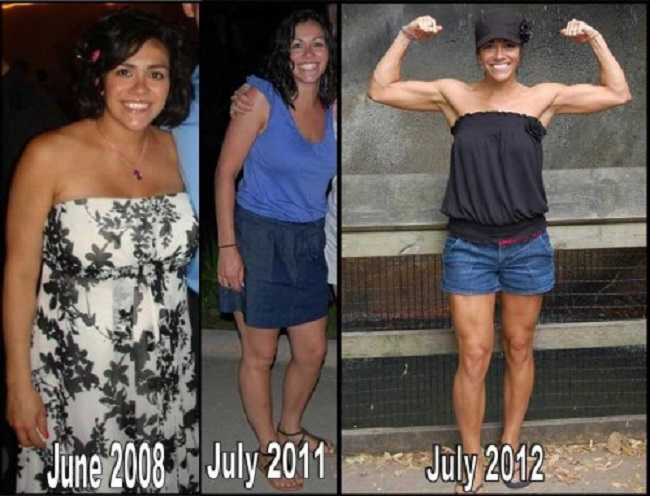 CrossFit Does Wonders: 15 Inspiring Before And After ...