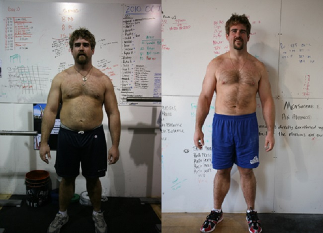 Crossfit Transformation Men - Timmy A. Sharpe Blog