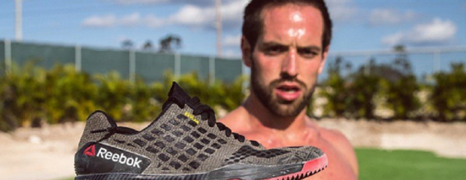 1a4c4972ddb Here s Your First Look At Rich Froning s Limited Edition Reebok CrossFit  Compete 6 14 Shoes
